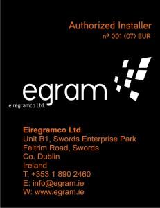 001 (07) EUR Eiregramco