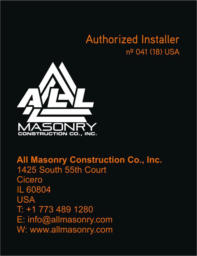 41 USA All Masonry