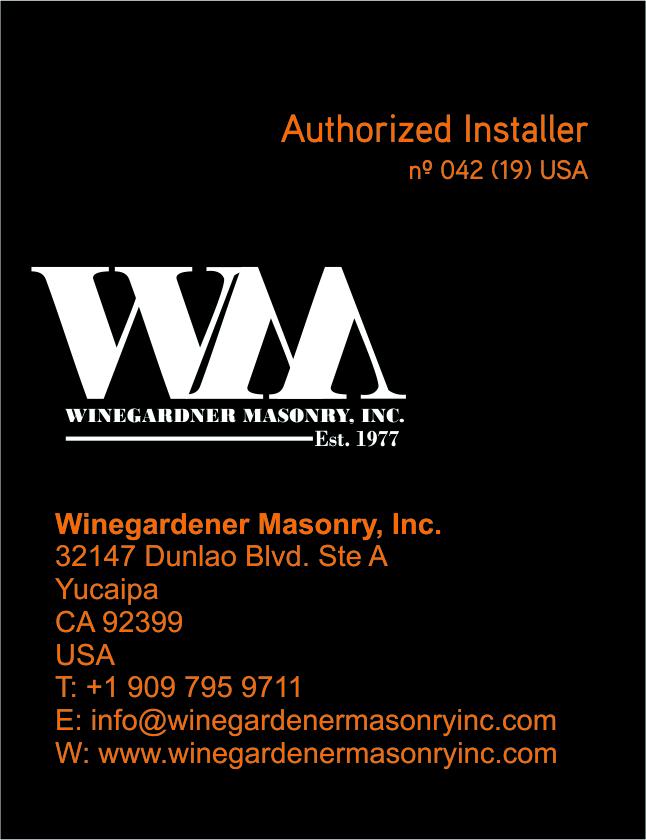 USA Winegardener Masonry